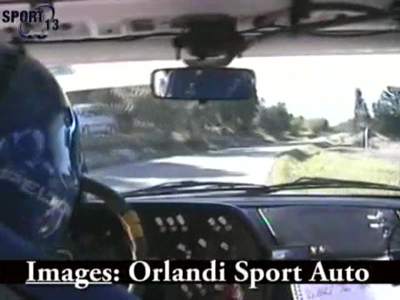 Suivez-moi - Stéphane Orlandi - Rallye des Vins du Gard 2008