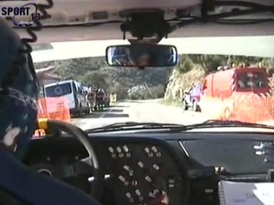 Suivez-moi - Benoît Grégoire Rallye des vins du Gard 2008