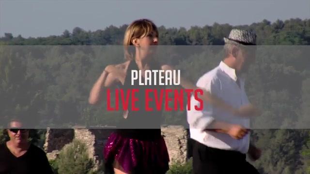 Évènement - Plateau Live Events