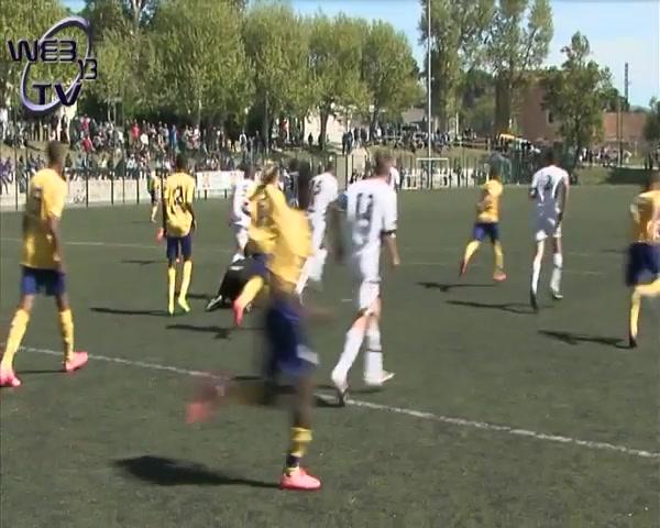 Tournoi - National U14 Burel FC 2012
