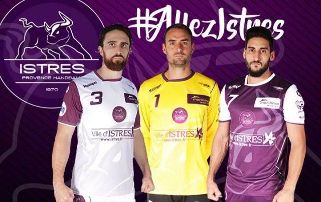 News - Handball : Une saison pleine de promesse pour le club d'Istres Handball
