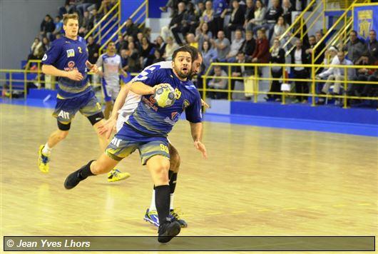 NEWS - ISTRES Provence Handball doit se reprendre face à PONTAULT - COMBAULT