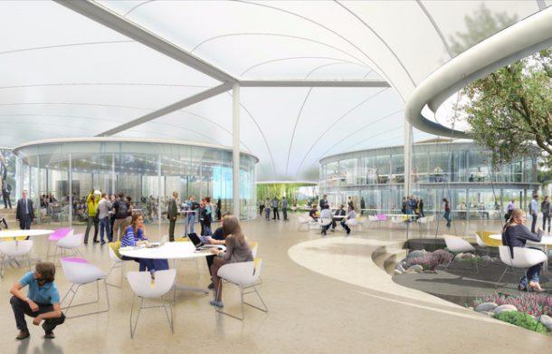 NEWS - Inauguration de THE CAMP, le futur est là, résumé en images