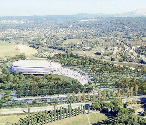 NEWS - La salle ARENA d'Aix ouvrira ce 11 octobre prochain