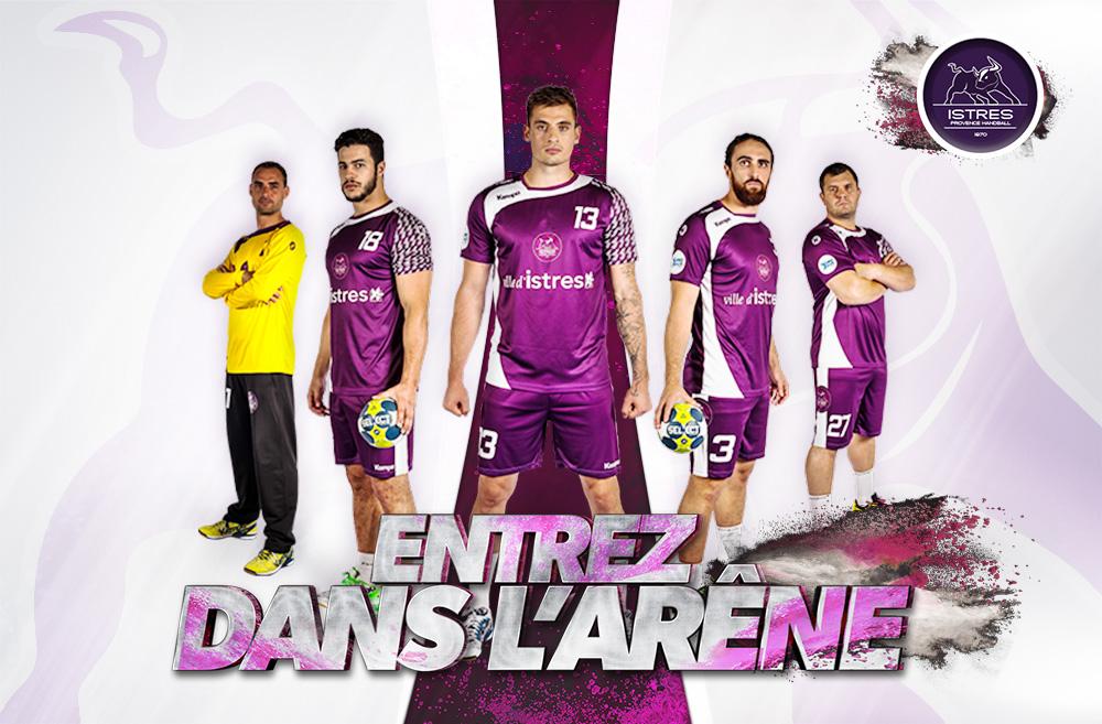 NEWS - ISTRES PROVENCE handball reçoit SELESTA