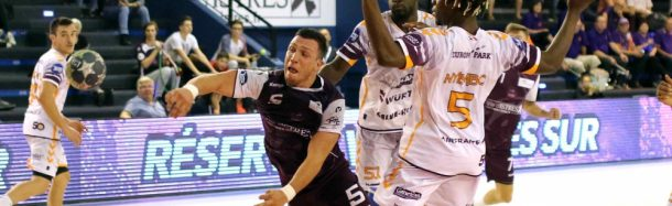 NEWS - Istres Handball rencontre Chartres