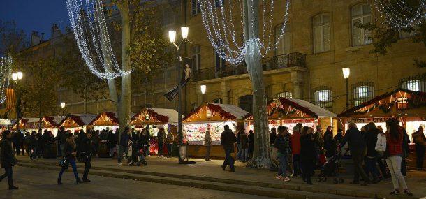Noël 2017 à Aix en Provence