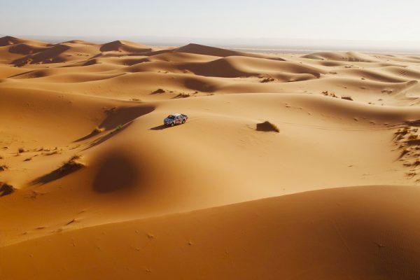 Rallye A¨cha des gazelles.